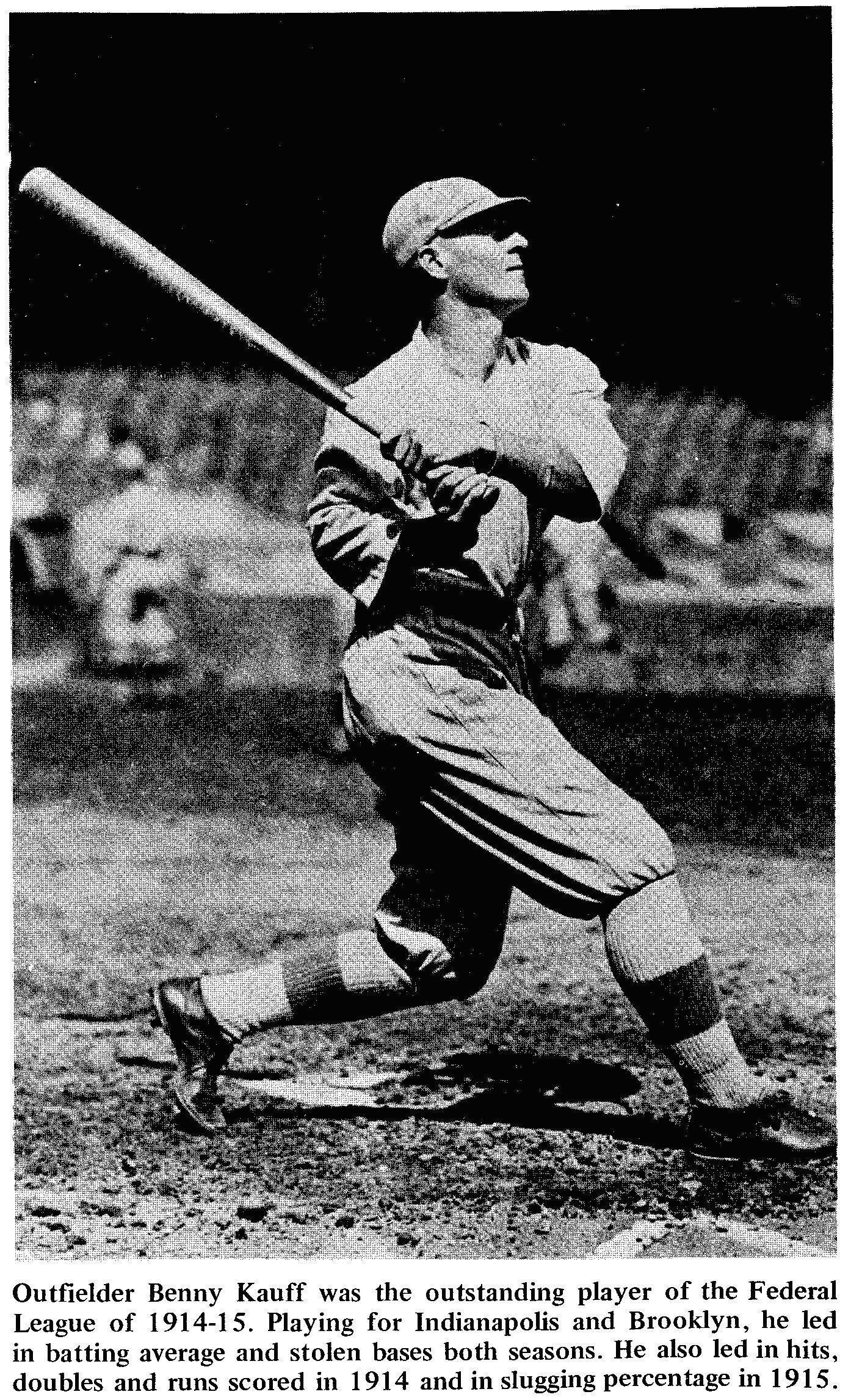 was the federal league a major league